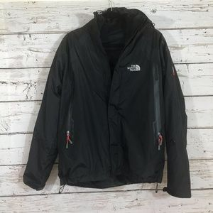 The north face summit series black jacket